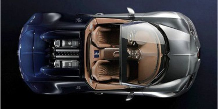 Todas las imágenes del Bugatti Veyron Ettore Bugatti