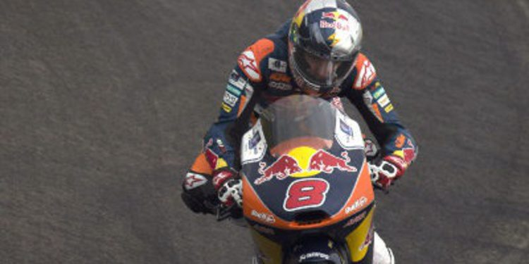 Sexta pole de Moto3 para Jack Miller en Indianápolis