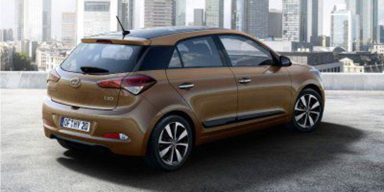 La nueva generación del Hyundai i20 al descubierto