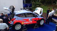Jornadas de test para preparar el Rally de Alemania