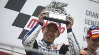 Katsuyuki Nakasuga 'wild card' de Yamaha en Japón