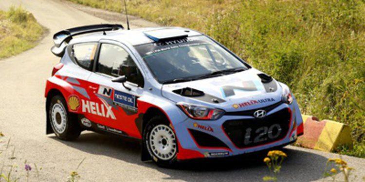 Lista de inscritos del Rally de Alemania del WRC 2014