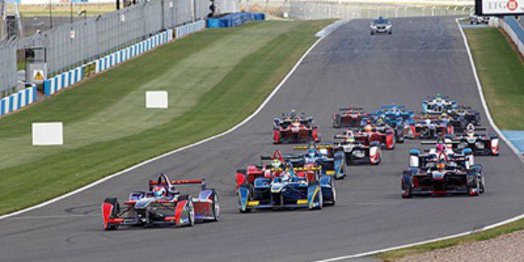 La Formula E simula un fin de semana de ePrix