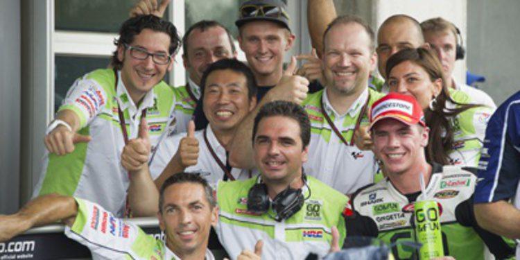 Scott Redding y Álvaro Bautista a pelear en Brno