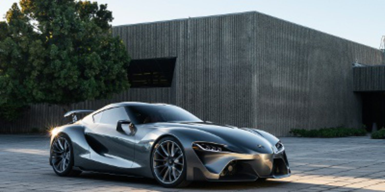 Toyota sorprende en Monterey con nueva versión del FT-1