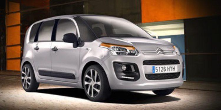 Pequeñas mejoras con el Citroën C3 Picasso Tonic