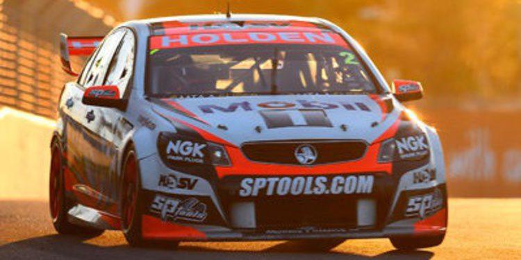 HRT también tendrá apoyo directo de Holden en 2015