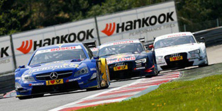 Nürburgring listo para la séptima cita del DTM