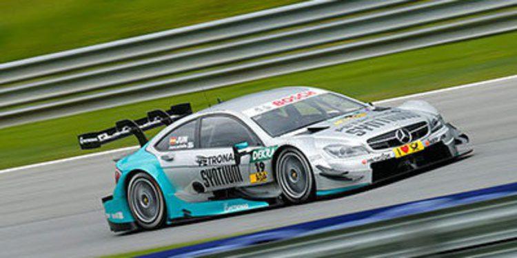 Juncadella y Molina a por resultados en Nürburgring