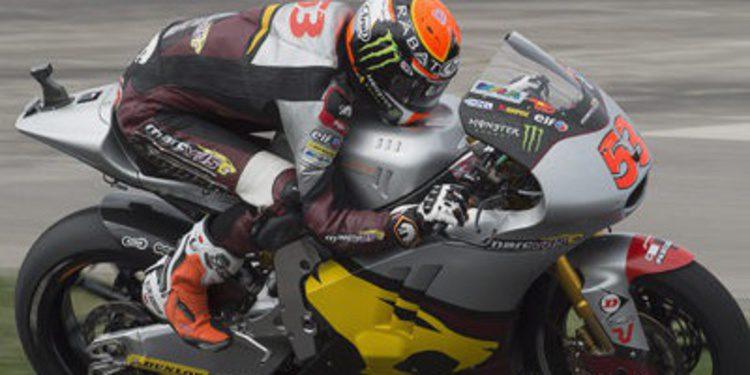 Tito Rabat marca la pauta en el FP1 de Moto2 en Brno