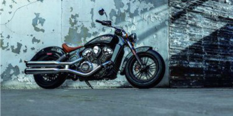 Regresa la Indian Scout