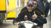 Alex Rins y Honda mandan en el FP3 de Moto3 en Brno