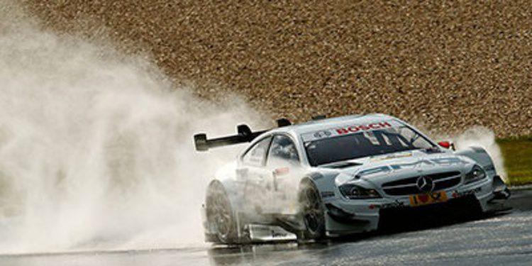 Paul Di Resta el más rápido en el FP2 del DTM