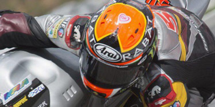 Tito Rabat tira de galones en el FP3 de Moto2 en Chequia