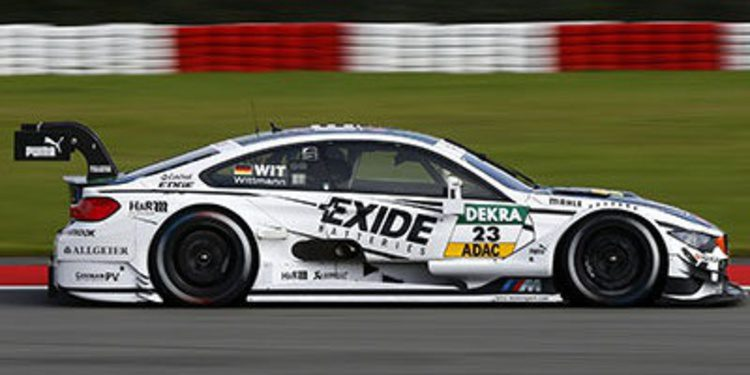 Directo de la clasificación del DTM desde Nurburgring