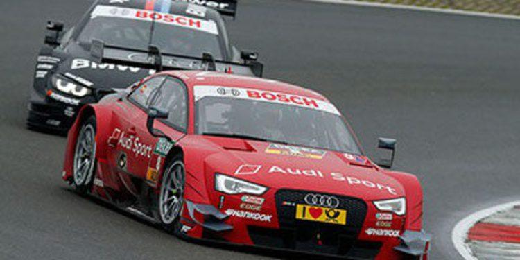 Gran actuación de Molina y Juncadella en Nürburgring