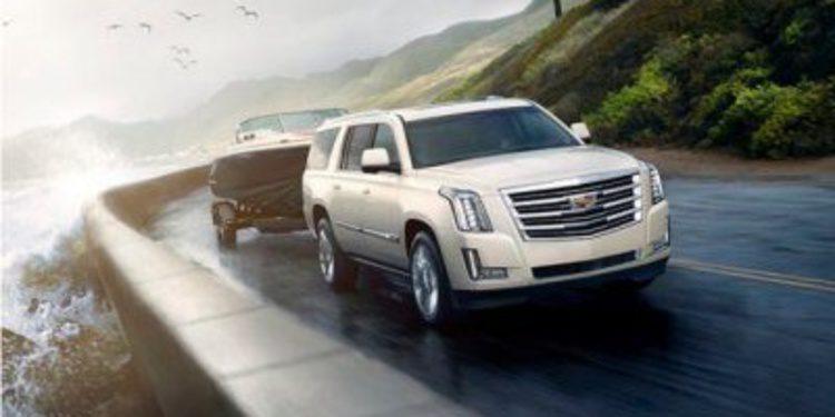 Cadillac Escalade Platinum, otra novedad para 2015