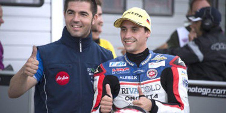 17 aspirantes en Brno y el rey de Moto3 es Alexis Masbou