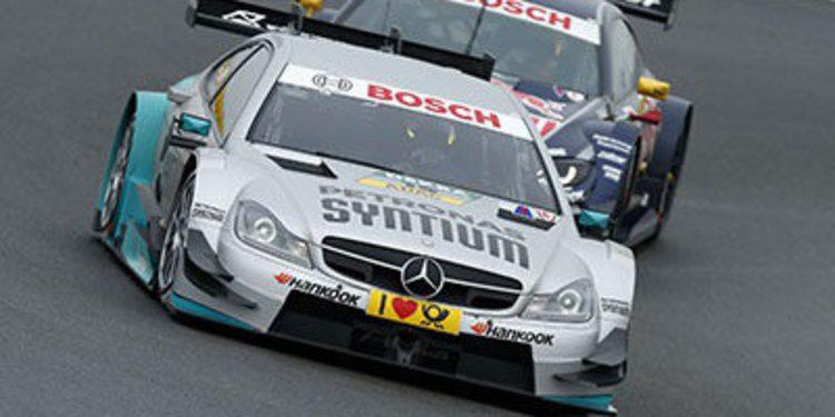 Directo: Carrera del DTM en Nurburgring