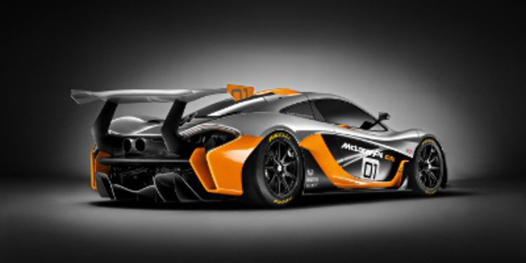 McLaren P1 GTR: el arma definitiva