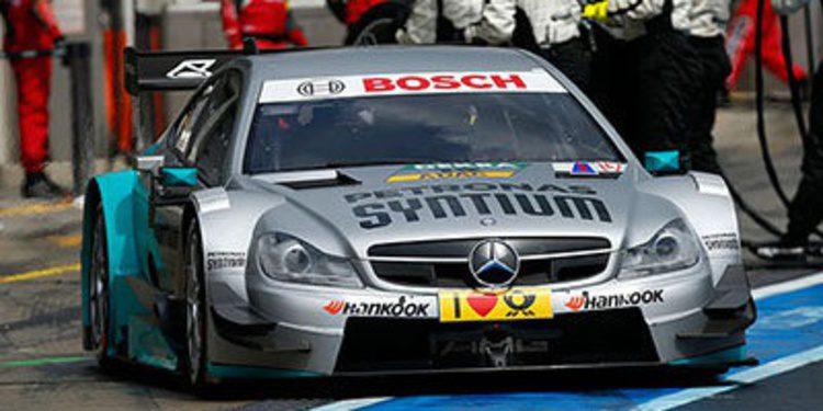 Dani Juncadella y Miguel Molina, cara y cruz en Nürburgring