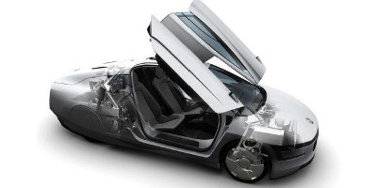 Volkswagen usará la técnica del XL1 en el próximo Golf