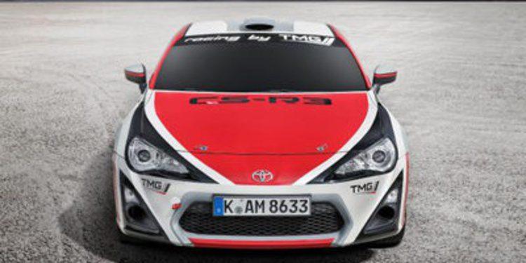 El Toyota GT86 CS-R3 tendrá una copa monomarca en Alemania