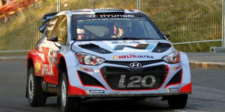 El calendario de asfalto del WRC arranca con el Rally de Alemania