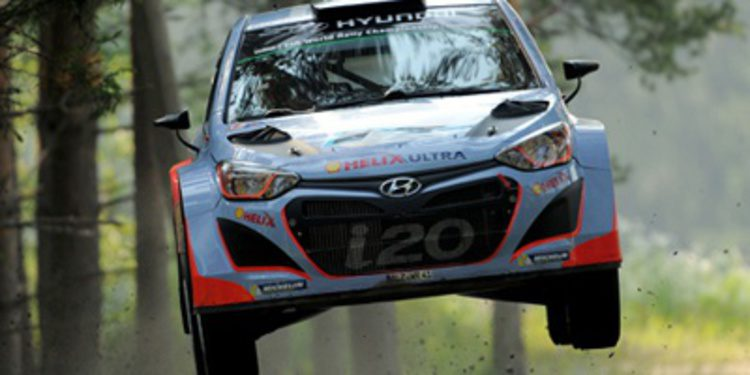 Tres especialistas de asfalto en Alemania para Hyundai