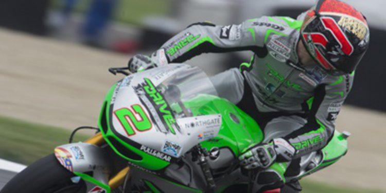 Leon Camier también estará con Aspar en Silverstone