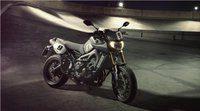Todo sobre la nueva Yamaha MT-09 Street Tracker