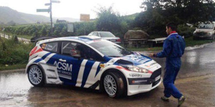 Todo listo para el debut del Fiesta R5 de Xevi Pons en el WRC