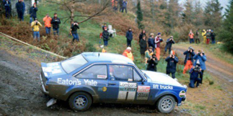 Las leyendas del WRC se apuntan al Rally de Alemania