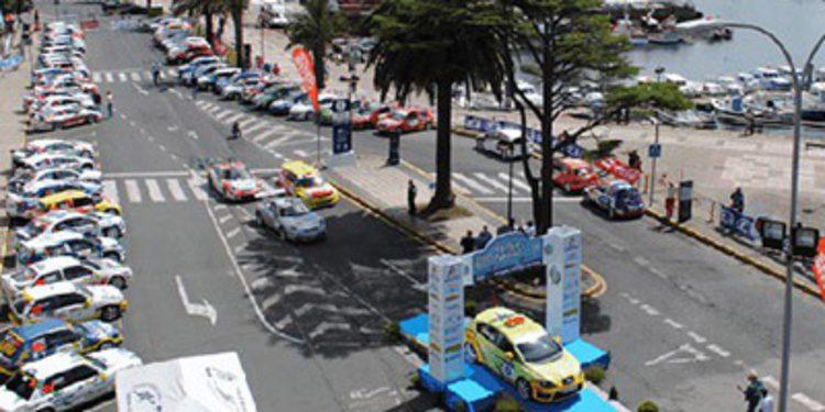 El CERA comienza su segunda parte en el Rally de Ferrol