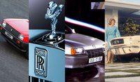 Aniversarios en el mundo del automóvil