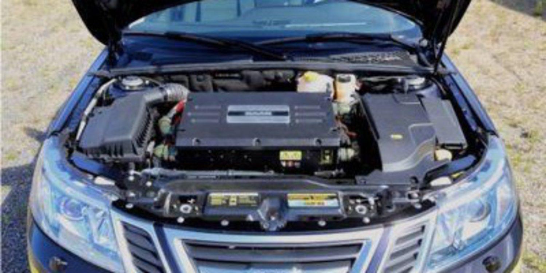 El Saab 9-3 se vuelve eléctrico