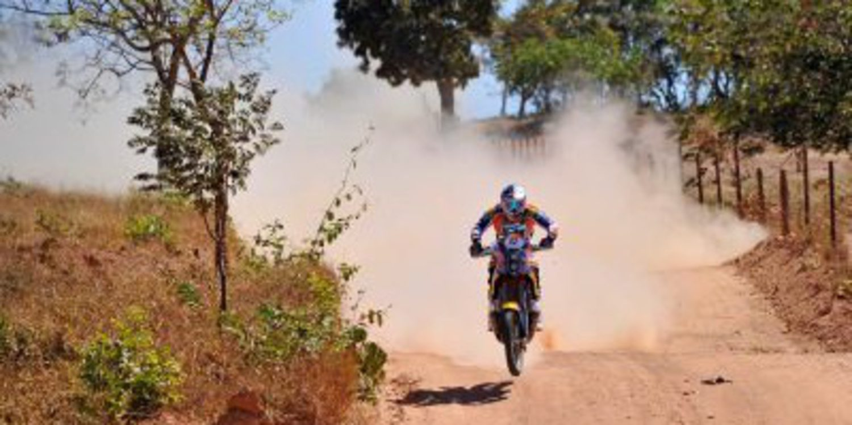 Marc Coma gana la primera etapa del Rally dos Sertões