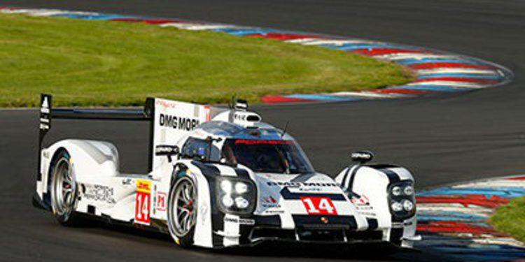 Porsche se prepara para la segunda parte del WEC