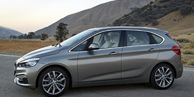 BMW prepara un Active Tourer de 7 plazas