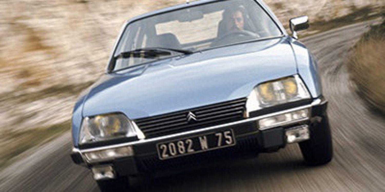 El Citroën CX celebra su 40 aniversario