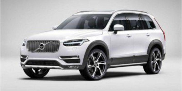 Así es el nuevo Volvo XC90 2015