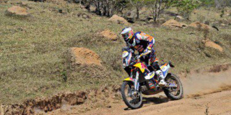 Marc Coma gana la etapa 3 del Rally dos Sertões
