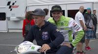 Scott Redding corre en casa en el Circuito de Silverstone