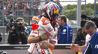 El Repsol Honda busca una nueva victoria en Silverstone