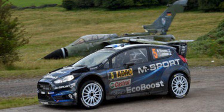Así está el WRC 2014 tras el Rally de Alemania