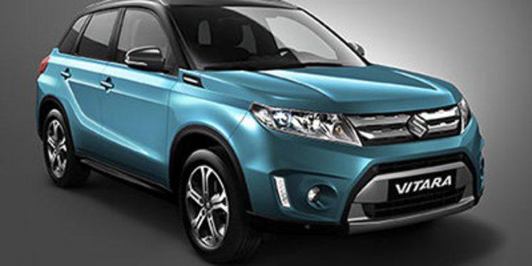 Suzuki desvela el esperado y nuevo Vitara