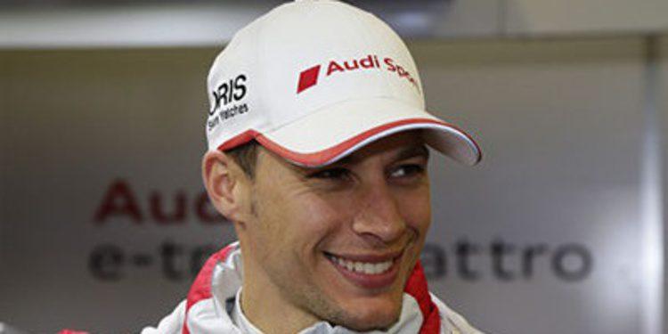 Loïc Duval listo para volver a pilotar en el WEC tras su accidente