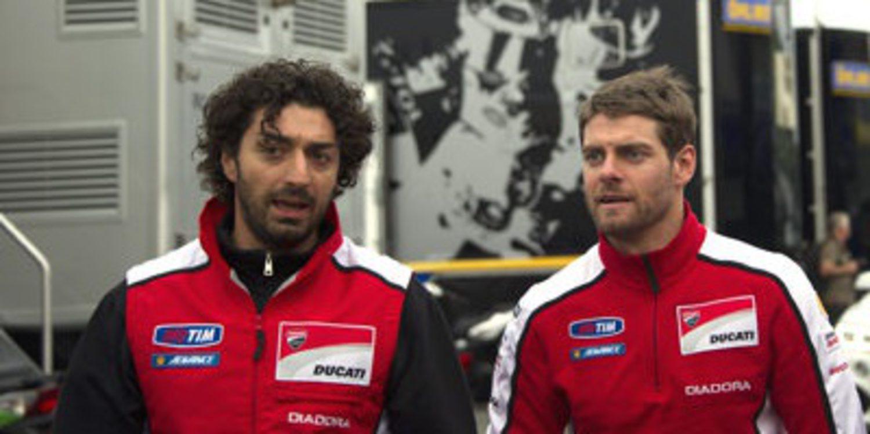 Cal Crutchlow intentará brillar en casa con la Ducati GP14
