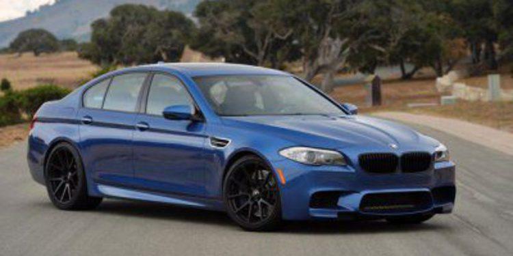 El BMW M5, supervitaminado por Dinan