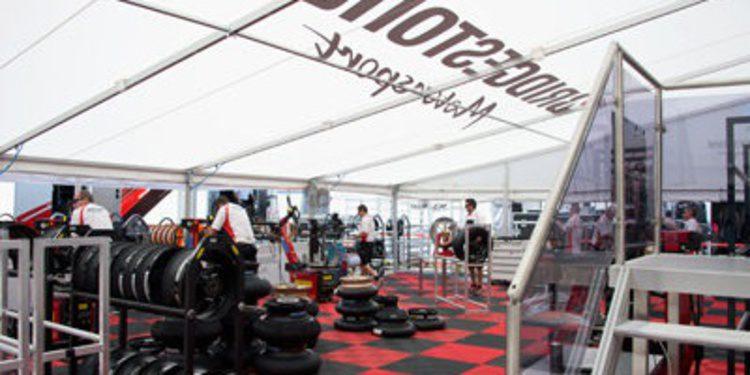 Elección de neumáticos de Bridgestone para Silverstone